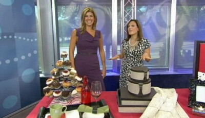 Glam Your Design NBC 10! Show with Semerjian Interiors