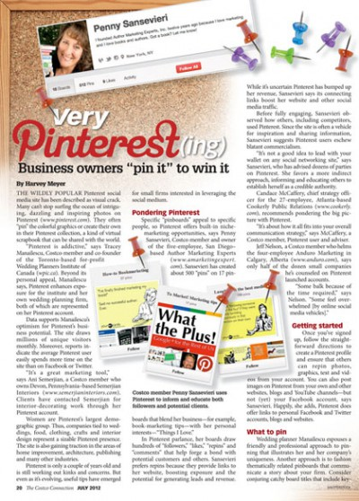 How Pinterest Has Helped My Business