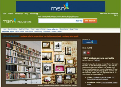Semerjian Interiors on MSN Real Estate